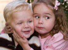 2 children